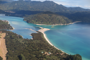 Abel Tasman National Park (Coastal)